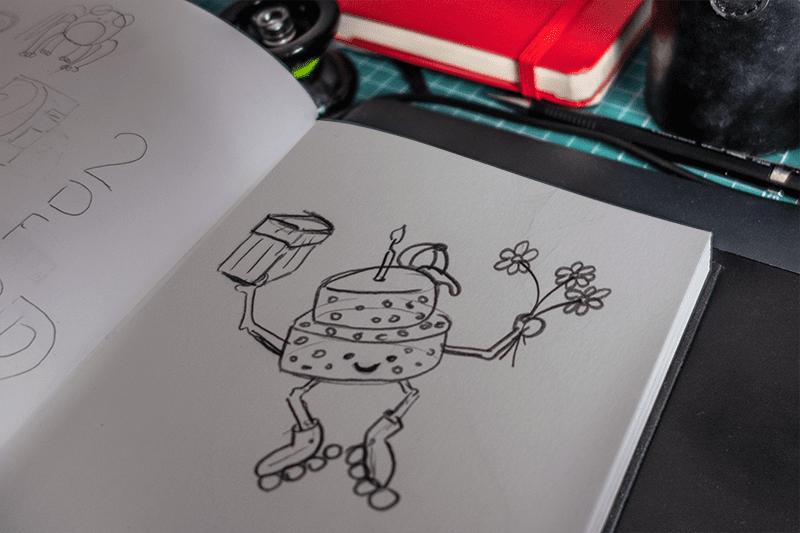 2Deadfrog: Gumdrop Collab Concept