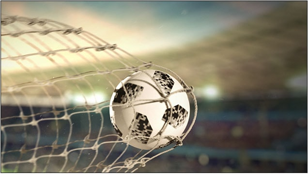 Soccer Scoring Logo Reveal After Effects Template - Preview Image.