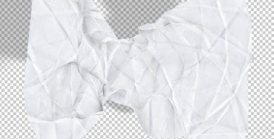 Crumpled Paper Footages - Thumb